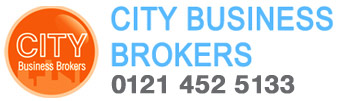 City Business Brokers Buy or Sell your Business Logo