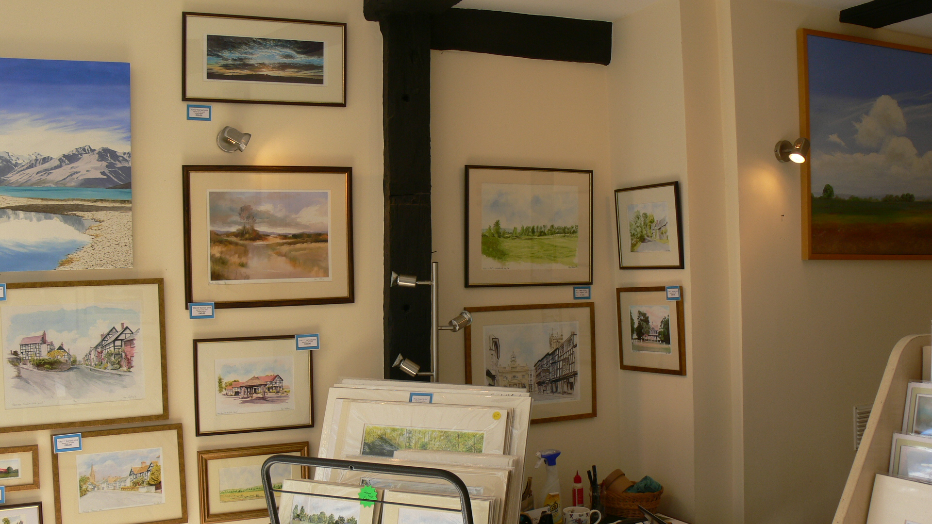 art gallery leominster may13