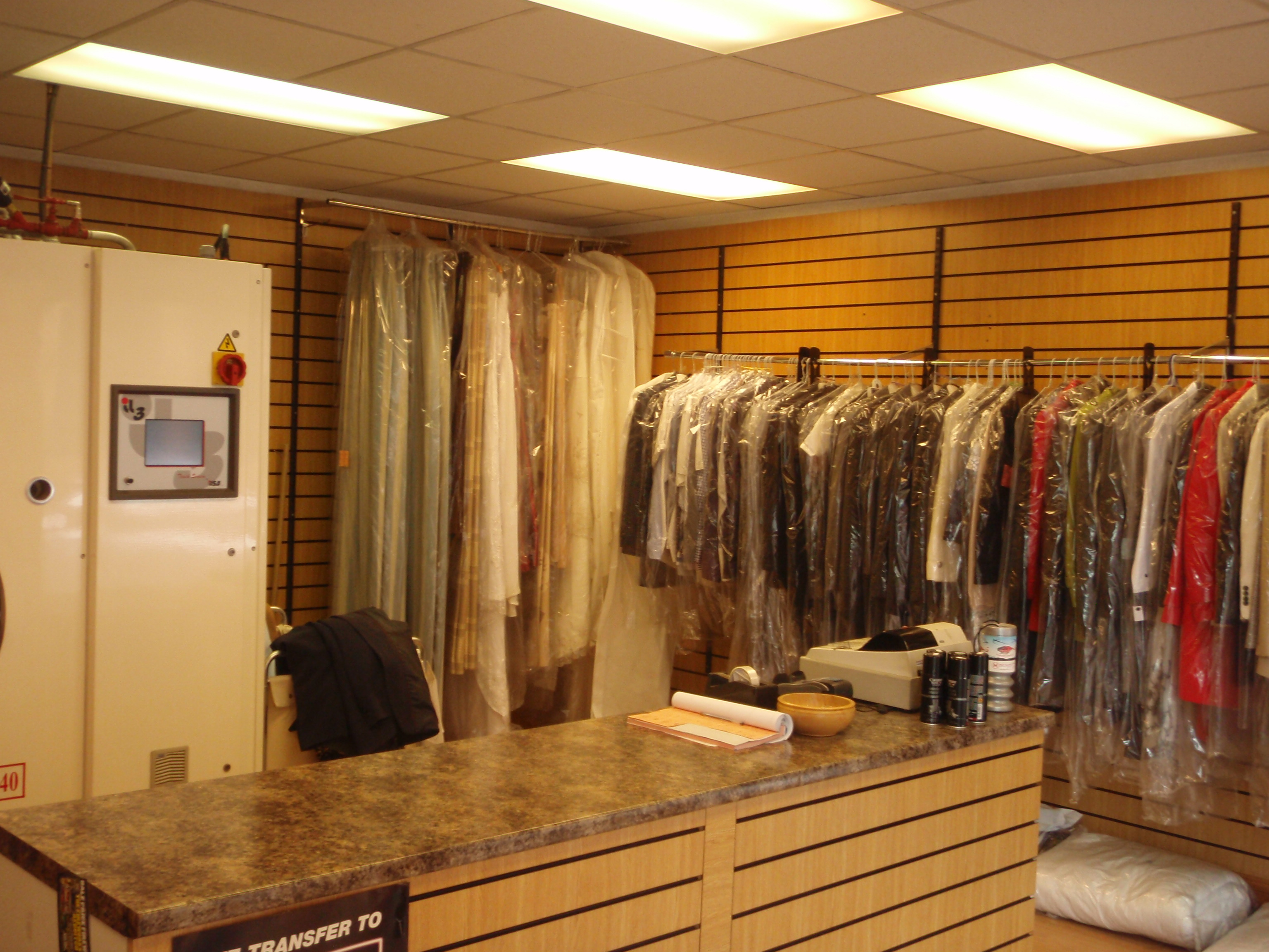 Dry Cleaners  Redditch  £38950