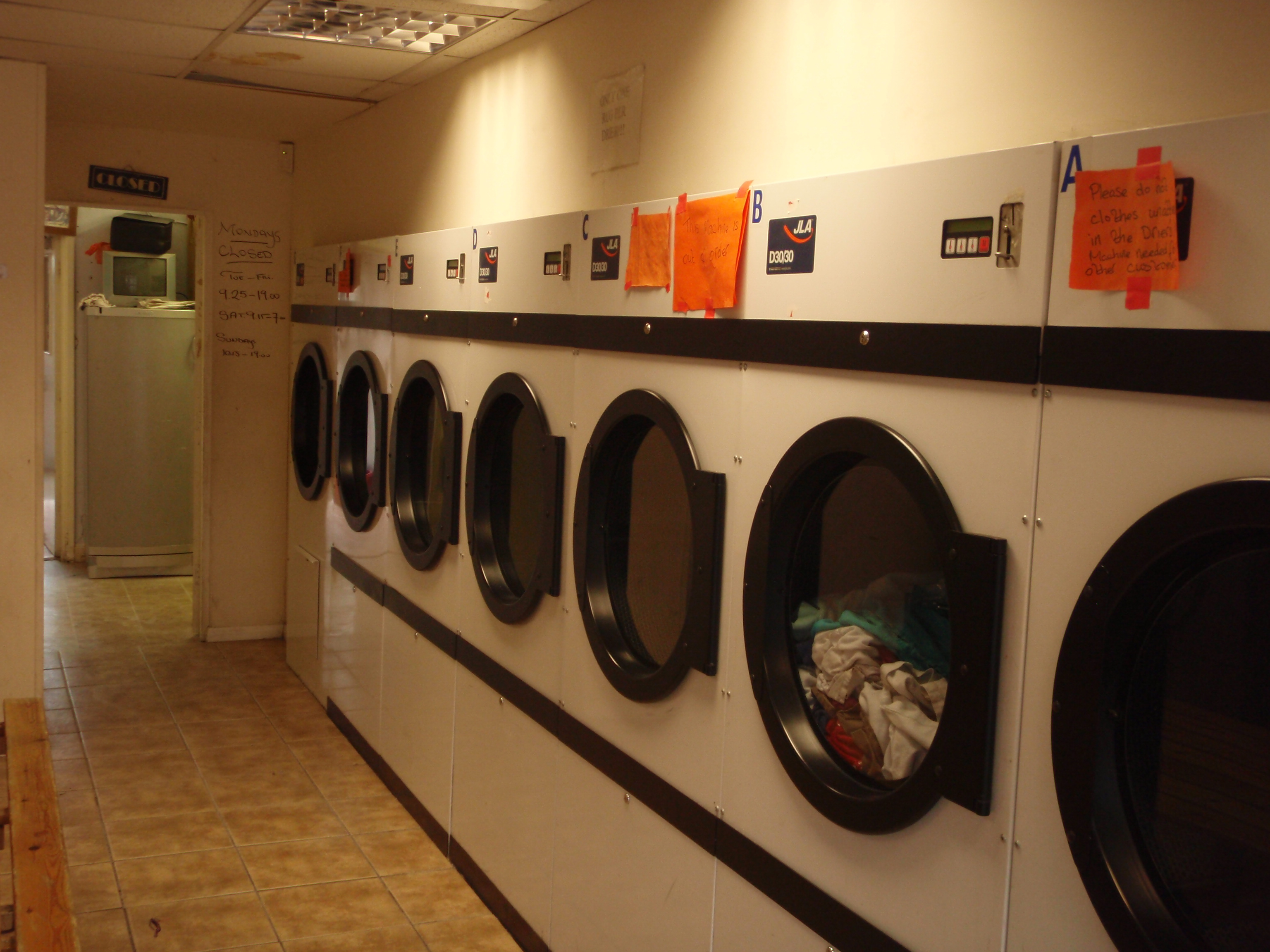 Coin Op Launderette For Sale Leicester City Business Brokers