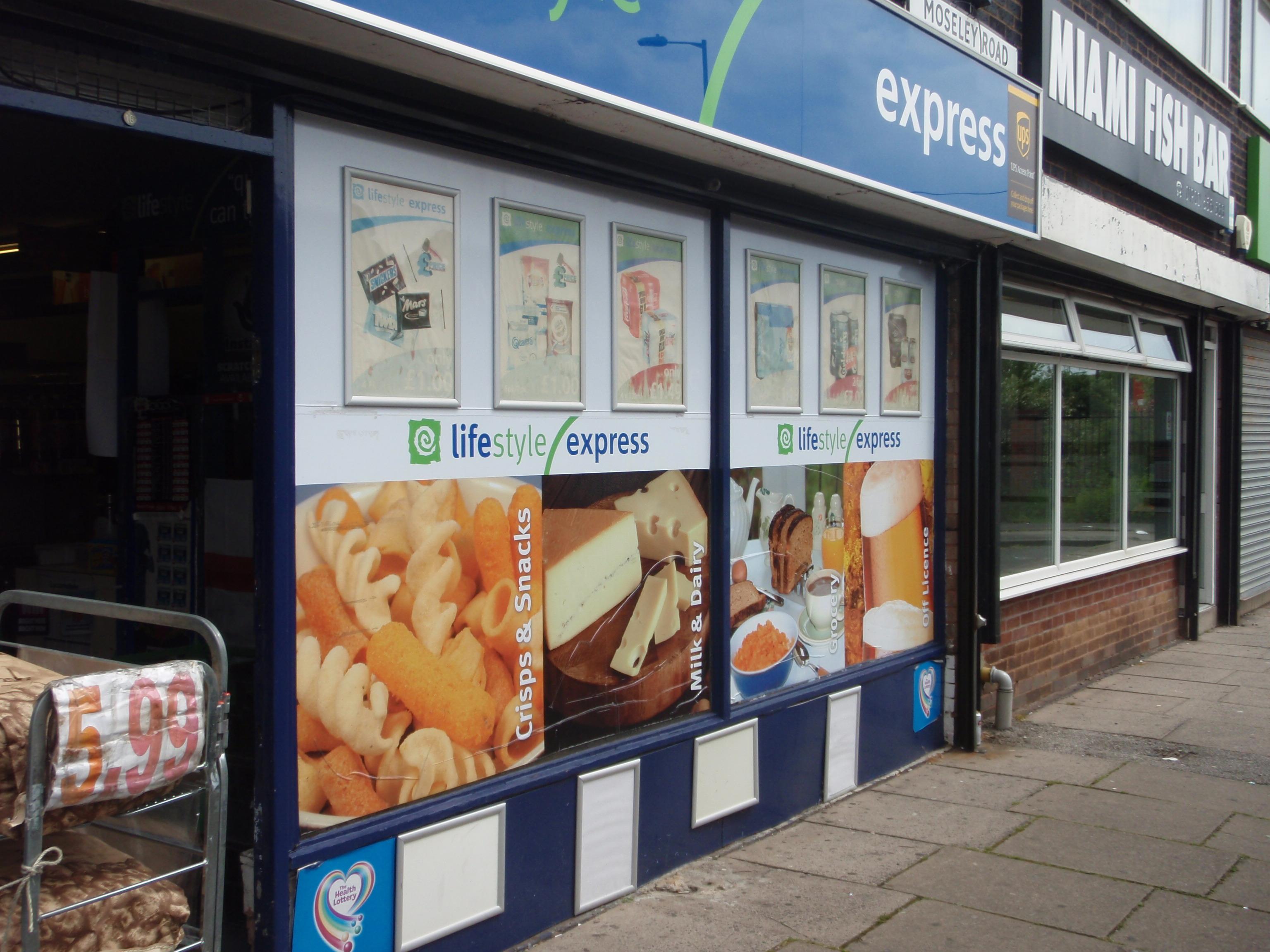 Convenience Store – Bilston Area